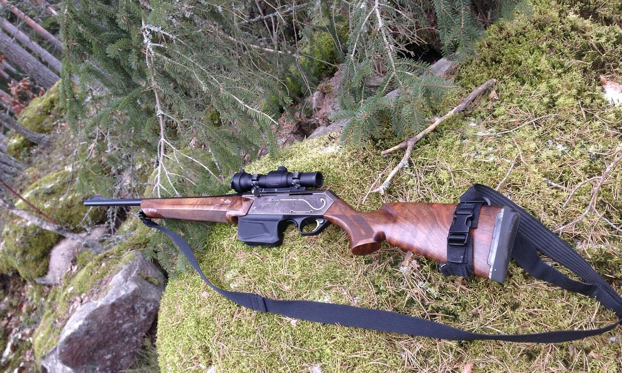 best 308 hunting rifle scopes
