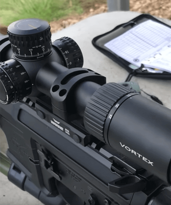 vortex scope on ar10