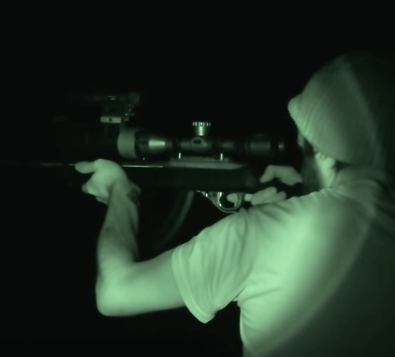 night vision scope attachement copy