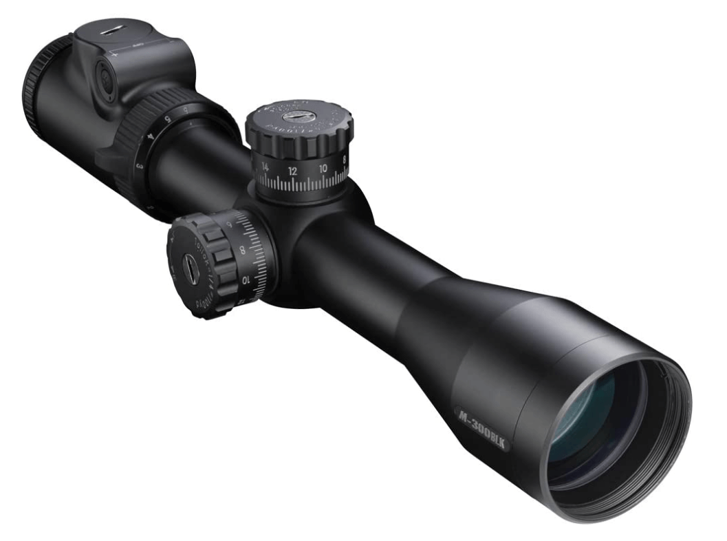 Nikon M-300 BLK 1.5-6x42mm Riflescope,SuperSub Reticle